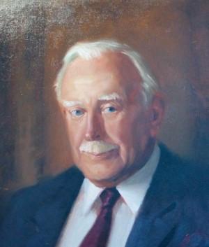 Brigadier Alan Andrews sketch
