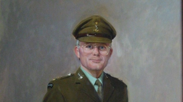 Lt Col James Thompson