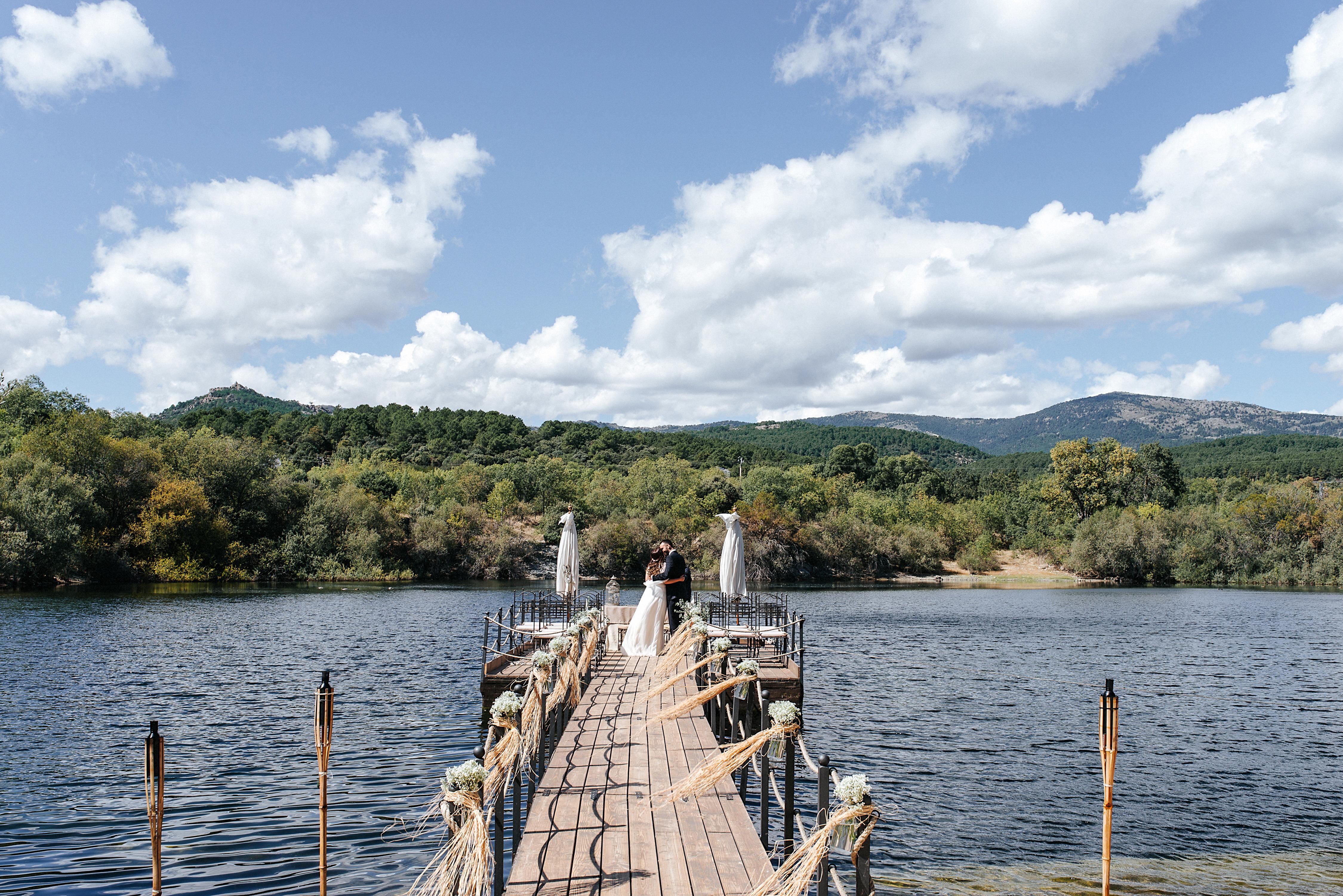 Ceremonias en el lago