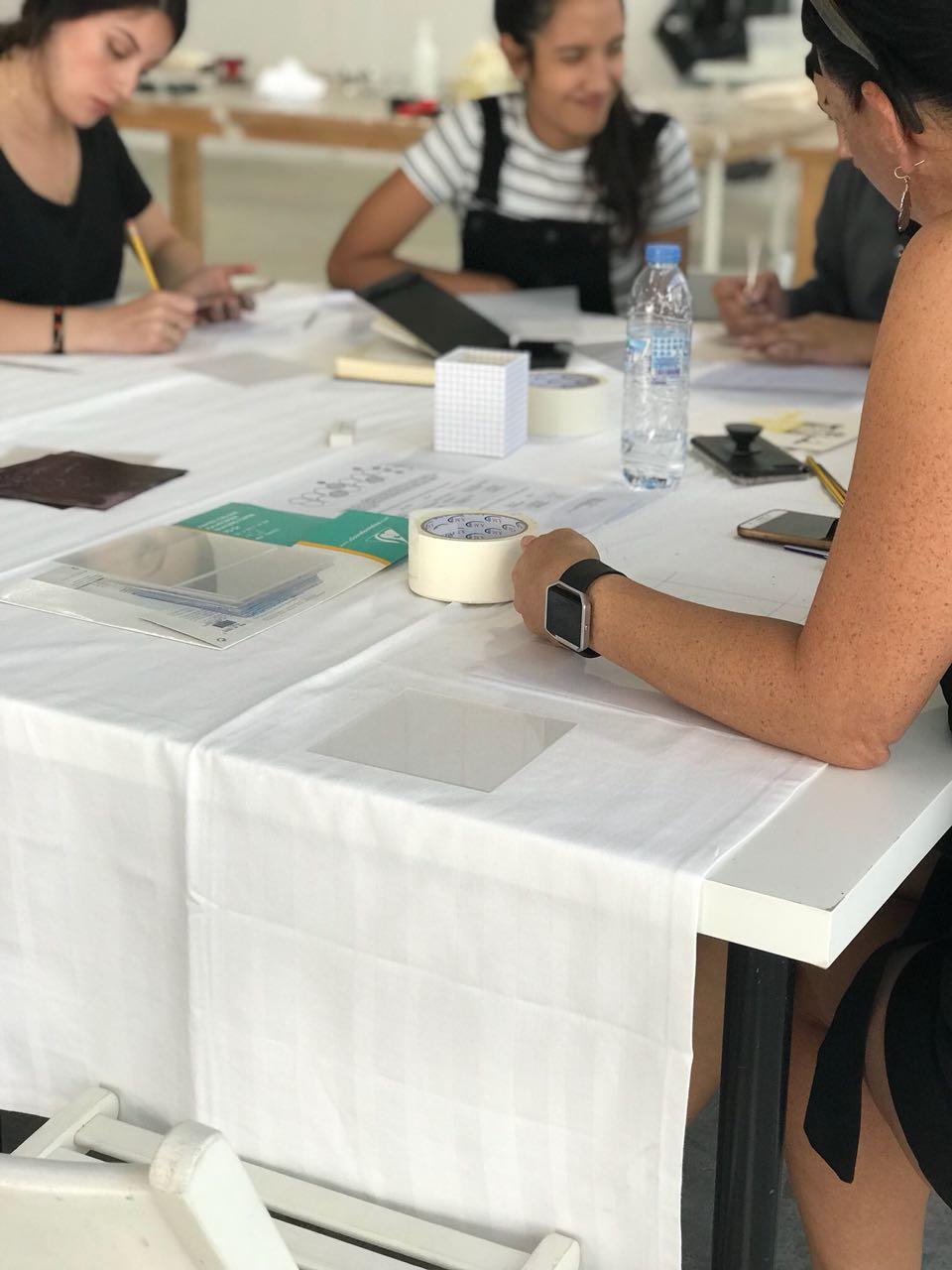 Ink Your Prints Workshop