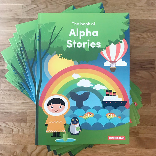 The book of Alpha Stories