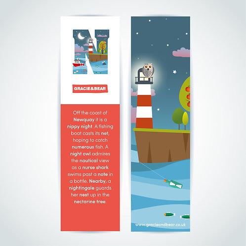 Bookmark (N-Z)