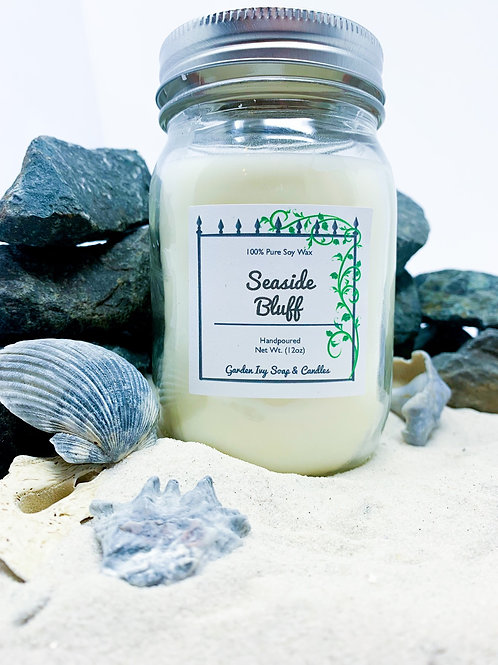 Seaside Bluff Soy Candle
