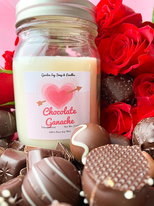 Chocolate Ganache Soy Candle