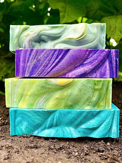 Essential Oil Soap Bundle