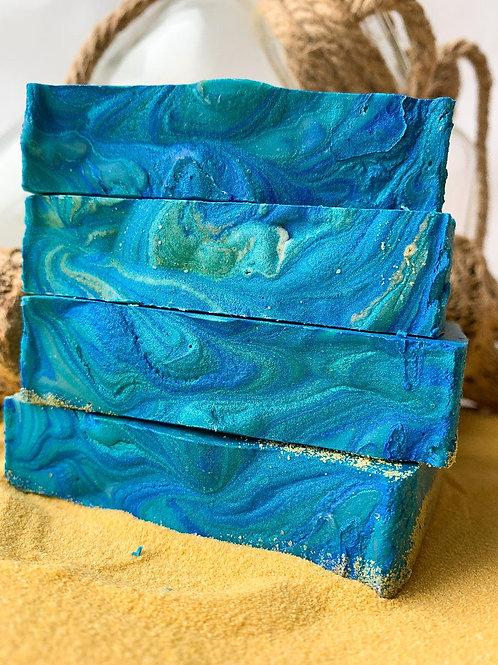 Caribbean Teakwood Hand and Body Soap