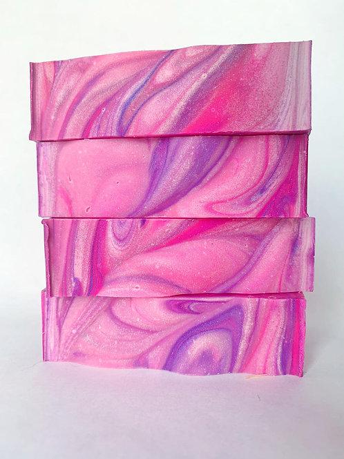 Rose Quartz Hand and Body Soap
