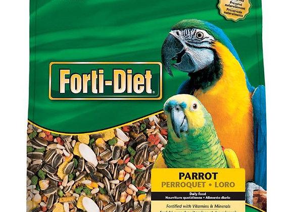 Kaytee  Forti-Diet  Natural  Parrot  Food  5 lb.