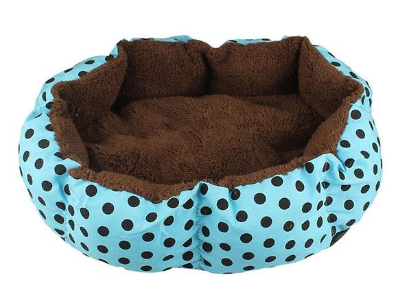 Soft Fleece Pet Bed