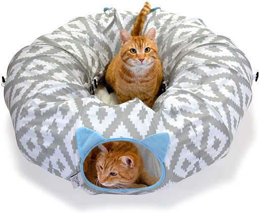 Cat Tunnel Bed - Large