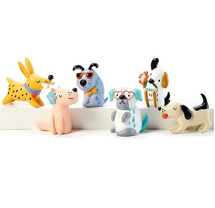 """Dog Figurine 4"""""""
