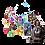 Thumbnail: Mini BloOpzy Cat Toy Bundle