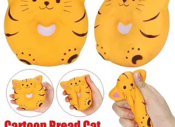 Squish anti-stress 1 PCS Squishy Bread Cat Scented