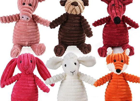Dog Animal Plush Toy