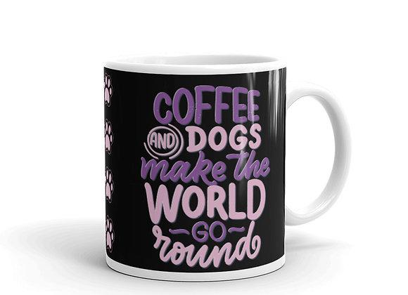 Coffee & Dogs Mug