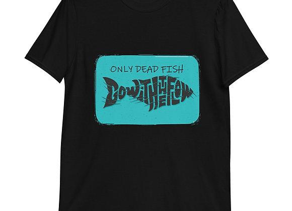 Dead Fish Adult Short-Sleeve T-Shirt