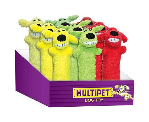 Squeaker  Loofa  Dog Toy