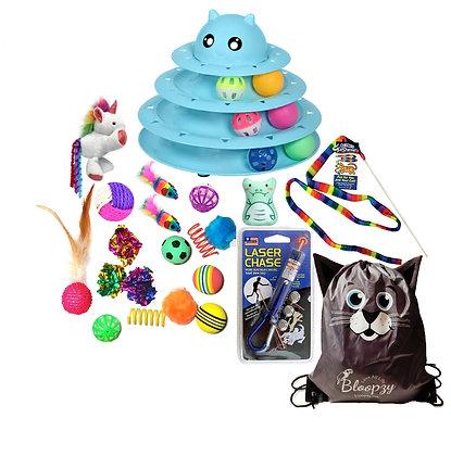 BloOpzy Cat Toy Bundle