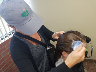 A Few Minutes Of Combing Ensures That You'll Never Have Head Lice Again