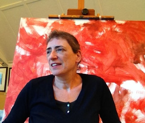 Sophie Grillet owner of Arbor Art Consulting