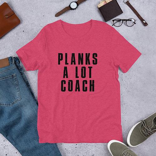 PLANKS A LOT COACH