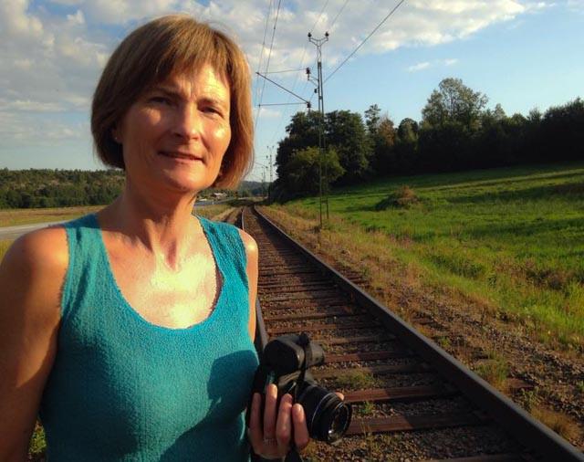 En hobby skal en jo ha! Sigrid Elsrud og Togbloggen Langs linjen.