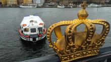 Snabbt til Stockholm