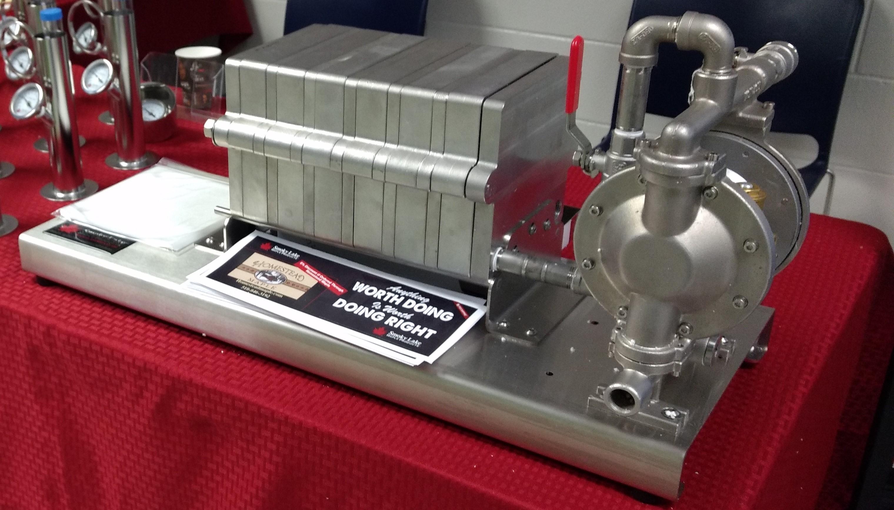 SL filter press