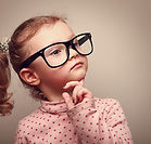 bigstock-Thinking-Cute-Kid-Girl-Looking-