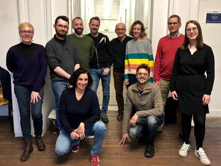 Atelier du 28/02/2020: Communiquer avec aisance en situation nouvelle