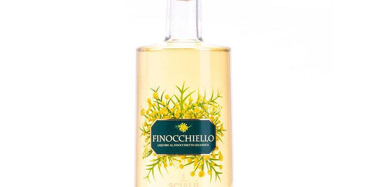 """Finocchiello """"Liquore di Finocchetto Selvatico dell'Etna""""-0,5 L. 30°"""