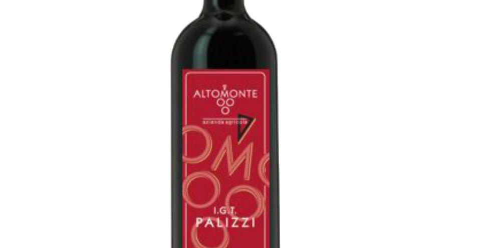 """Palizzi Rosso """"La Tacca del Lupo"""""""