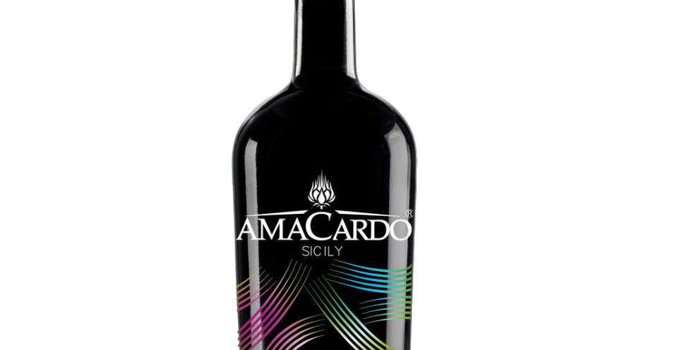 AMACARDO BLACK (Amaro di Carciofino Selvatico) - 0,500 L. - 30°