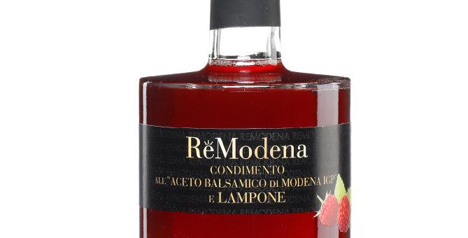 """Condimento """"Lampone"""" All'Aceto Balsamico -0,250L"""