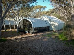 Glamping at Day Tour Perth Farms
