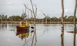 Canoeing & kayaking in Parks Perth