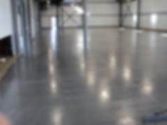 Quantum's production addition primed and ready for our PRECIDIUM™ Granite Floor.