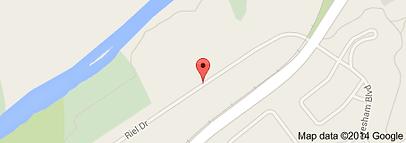 Google Map of Quantum Chemical location.