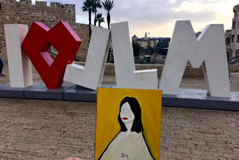 Gerusalemme // Israele