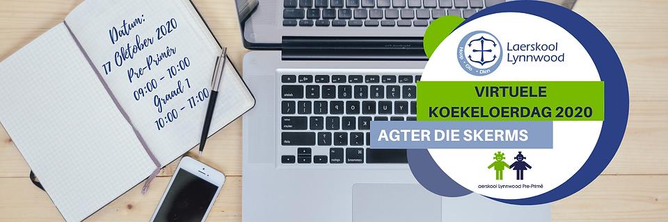 Koekeloerdag Save the date - 15 Sep 2020