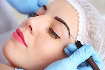 Classic 6D Brow Microblading