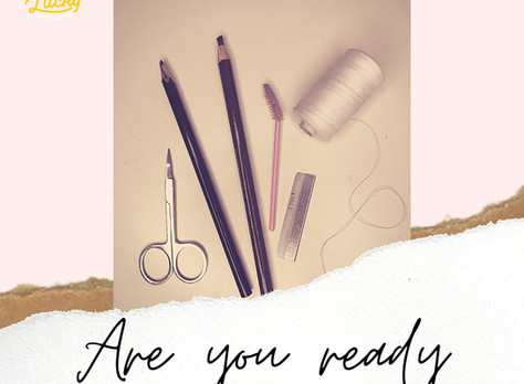 Get Your Brows and Lashes Ready for the World!