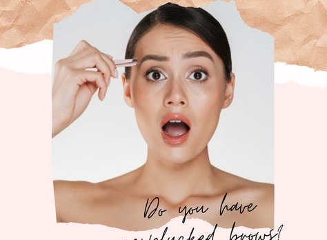 How to fix and restore your over-pluck brows