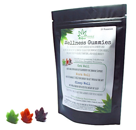 Wellness Gummies