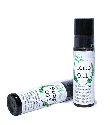 Hemp Oil (Roll-on)