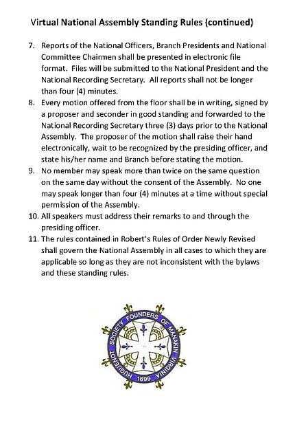 National Assembly Program 2020.docx upda