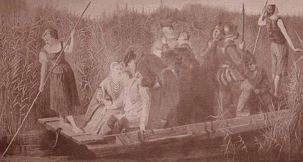 Huguenot Society FMCV - Huguenot Engravi