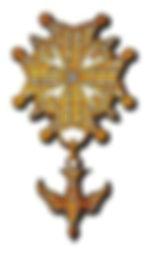 Huguenot Society FMCV9 The Huguenot Cros