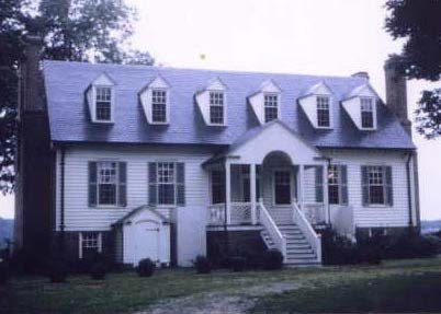 Huguenot Houses in Powhatan and Chesterfield Counties