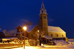 L'église d'Ancelle